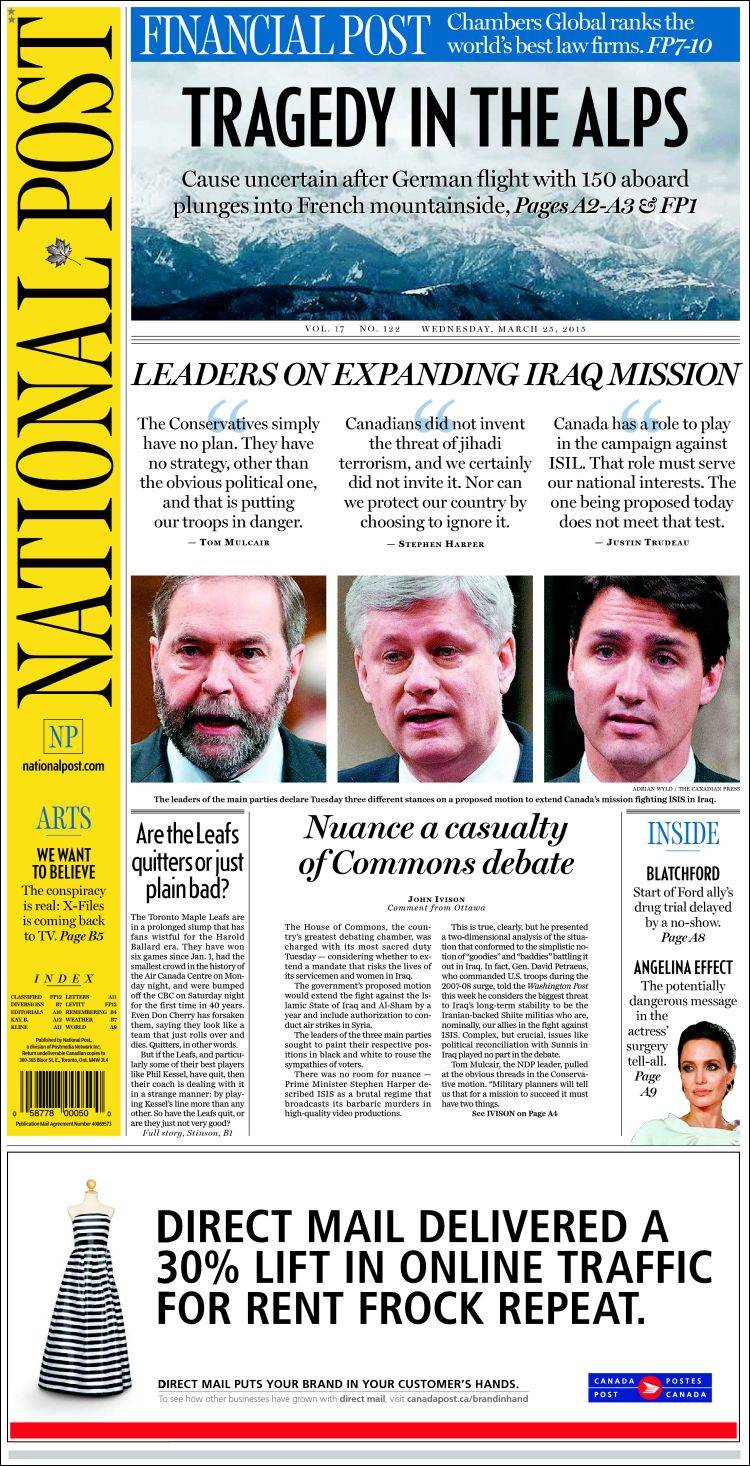 National_post_25_Martie_2015