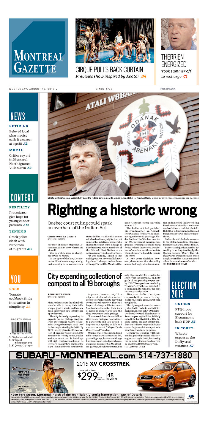Montreal_Gazette_12_August_2015