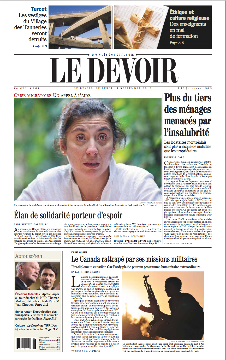 Le_Devoir_14_Septembrie_2015