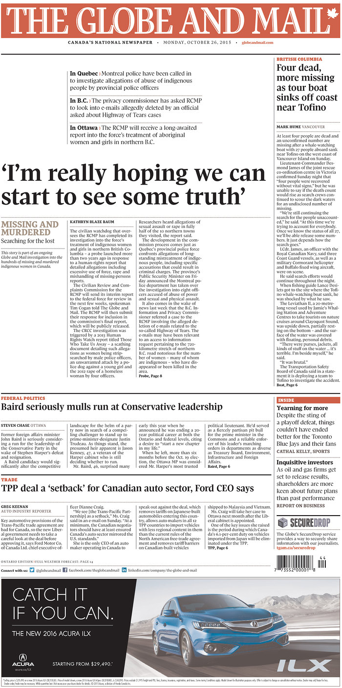 Globe_Mail_26_Octombrie_2015