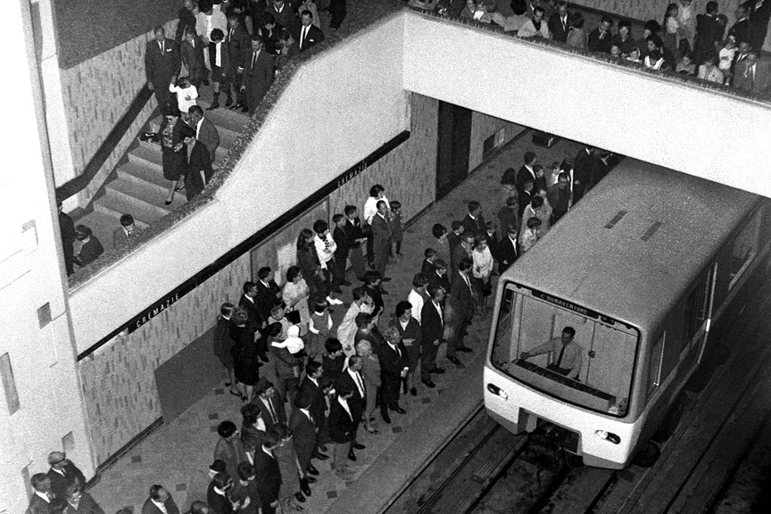 14 octombrie 1966 – A fost inaugurat metroul din Montreal.