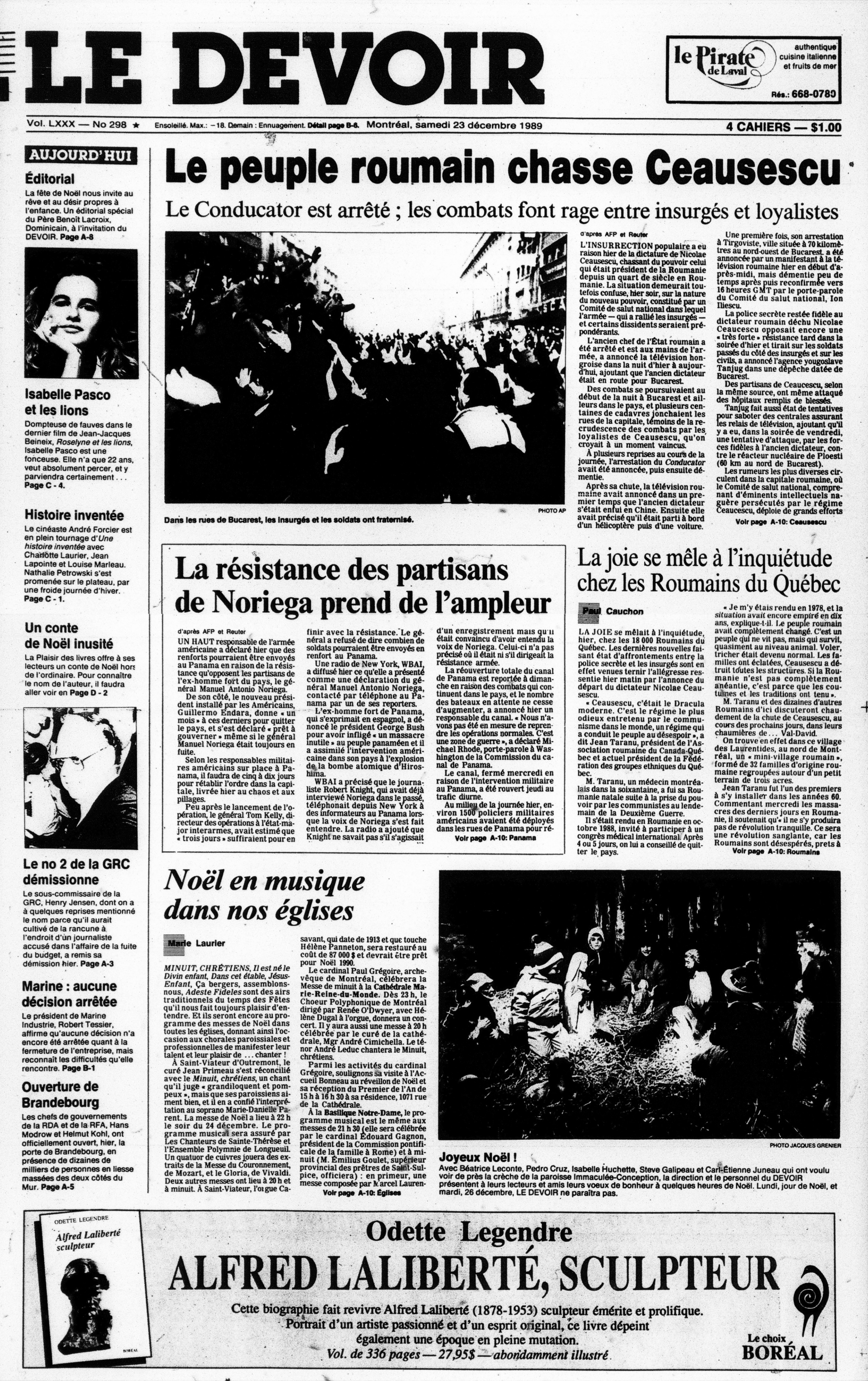 Le_Devoir-23-Dec-1989