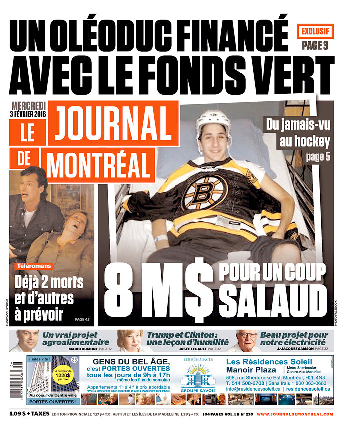 Journal_Montreal_3_Februarie_2016