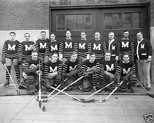 Montreal Maroons, 1930